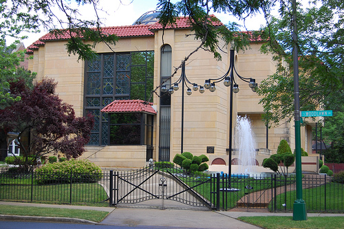 Farrakhan's house