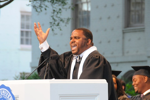 Billy Honor Dillard baccalaureate